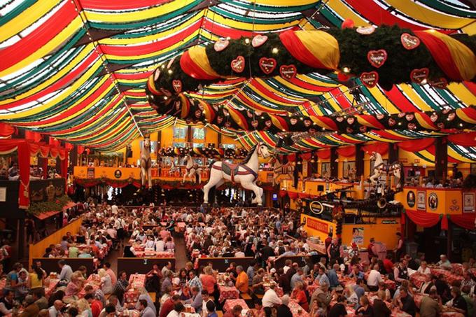 Oktoberfest-aivivu